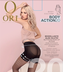 Фото ORI Body Action 20 den
