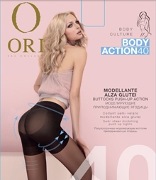 Фото ORI Body Action 40 den